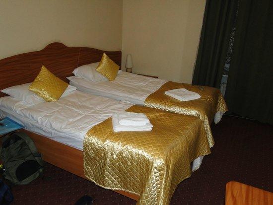 Filippov on Nevskiy Hotel: Комната
