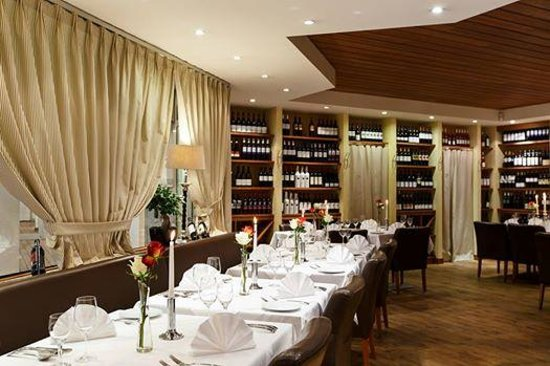 Sam Ratkes Culinarium: Restaurant