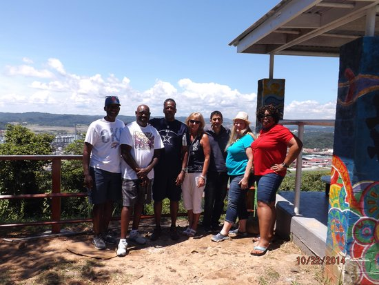 Panama Canal Tours : Panama with Mario & Friends Oct 2014