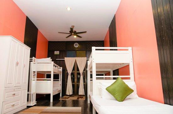 Tanah Aina Farrah Soraya Resort : The dorm