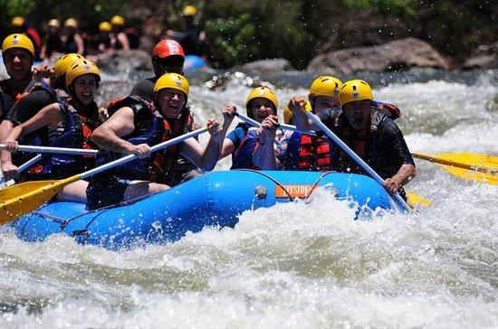 Province of Salta, Argentyna: raftng en el Río Juramento
