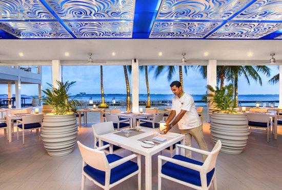 Kurumba Maldives: Thila Restaurant