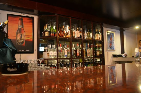 Galway Forest Lodge : bar
