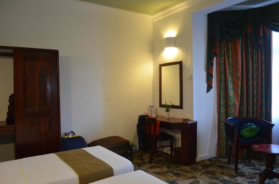 Galway Forest Lodge : room