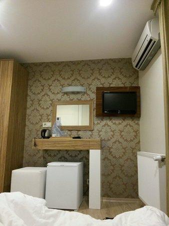 Sultanahmet Suite Life Hotel: Single room.