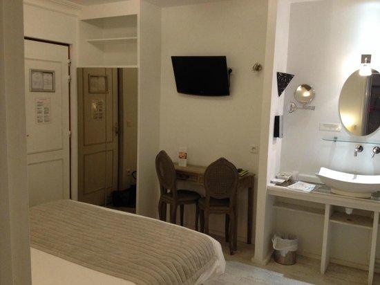 Hôtel De La Mairie : Chambre 12