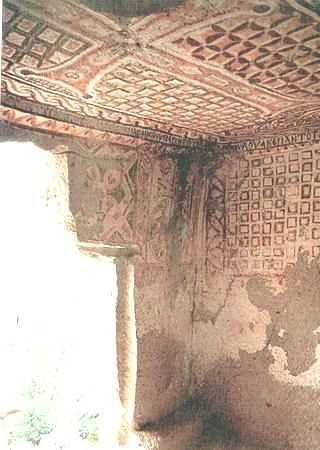 Gomeda Valley : aziz basilois kilisesi