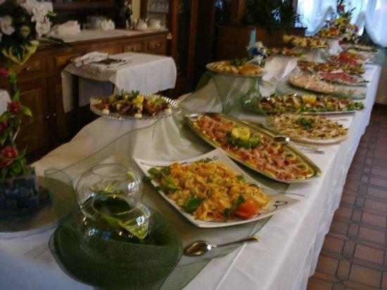 Federale Starna: buffet