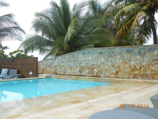 Karmairi Hotel Spa: Piscina bien limpia