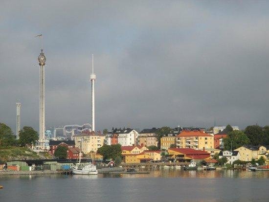 Mirador Fjallgatan: Стокгольм