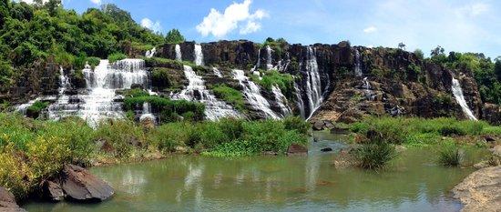 Pongour Falls: Panorama