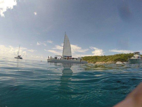 Sun Catamaran - Day Tours : رحلة ممتازه ويخت مريح جداا وواسع