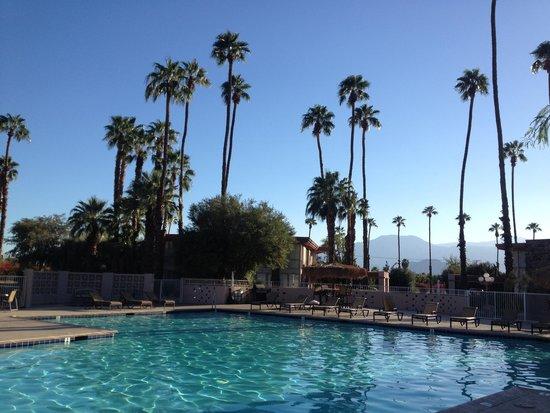 Best Western Date Tree Hotel: Stor härlig poolanläggning