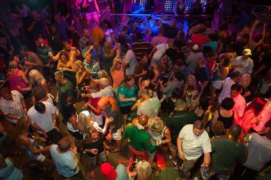 Revolutions Nightclub Dance Floor