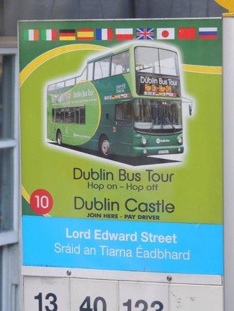 Dublin Green Bus Tour Times