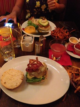 Rare Chelsea: Burgers etc...