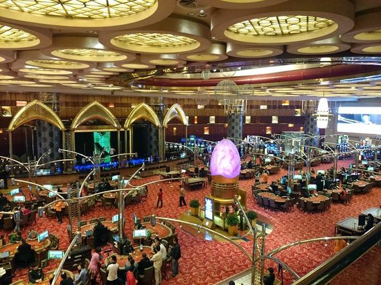 Macao Hotel  Official Site of Sands Macao