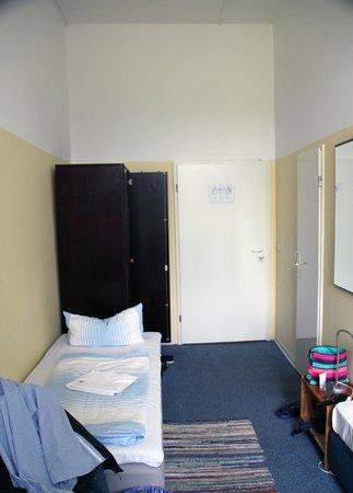 Hotel Bongard: Room