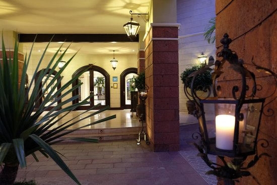Hotel Las Madrigueras Golf Resort & Spa : Entrance