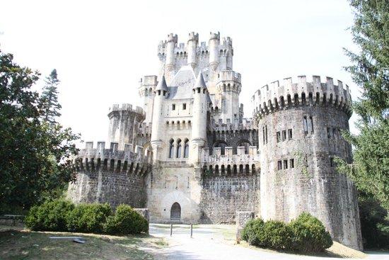 Basque Country, Spain: Вид спереди