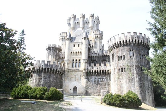 Basque Country, สเปน: Вид спереди