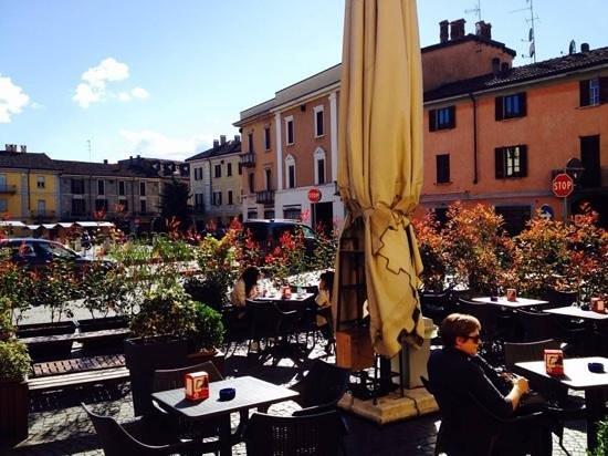 Abbiategrasso, إيطاليا: eleganza, semplicita... BINOMIO CALDO E ACCOGLIENTE
