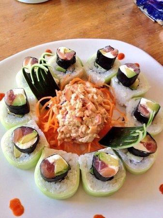 To Sushi Merida