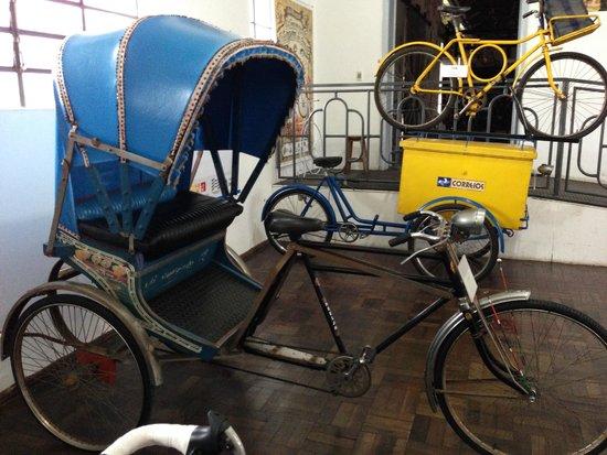 Museu da Bicicleta de Joinville: Bicicleta-charrette