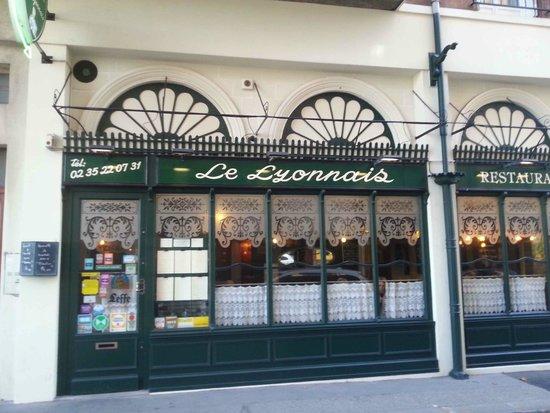 Proper restaurant review of le lyonnais le havre france