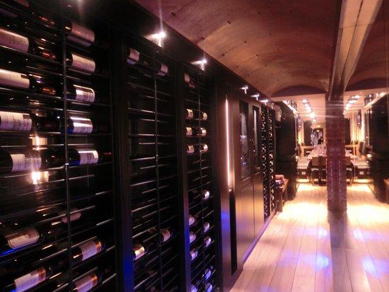 Bodega Chez Gilles: Jolie cave!