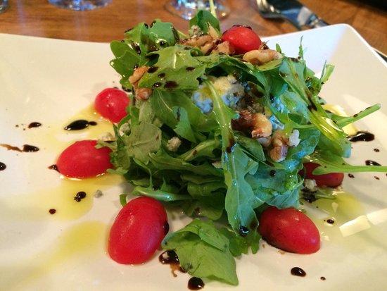Bacco Wine Cafe: Arugula Salad