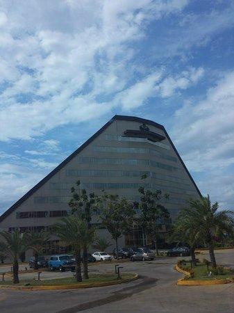 Eurobuilding Hotel & Suites Guayana: El hotel