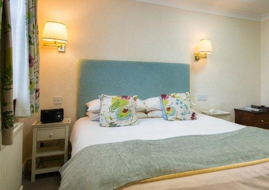 Ascot House Hotel Harrogate : Cosy double