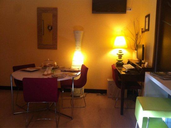 Morelli Bed & Breakfast : Ingresso c/o Via Piemonte