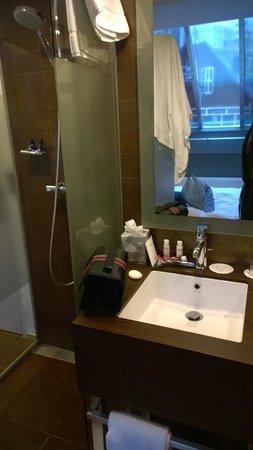 Park Plaza Vondelpark, Amsterdam: Bathroom
