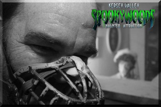 Kersey Valley Spooky Woods: Asylum