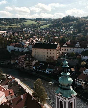 Private Prague Guide Day Tours : Cesky Krumlov