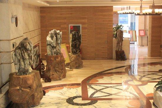 Camellia Hotel : Intérieur de l'hôtel