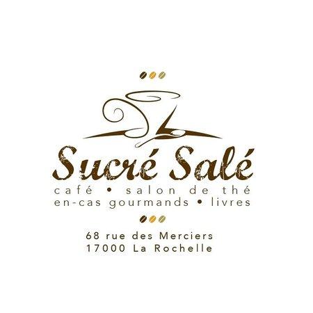 Sucre sale : logo