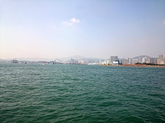 Cotai Water Jet: Harbour View