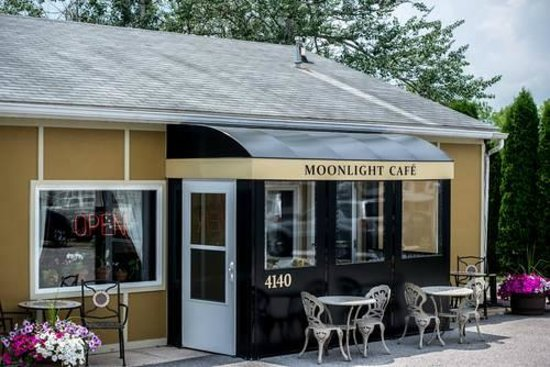 Blue Moonlight Cafe Dover Pa