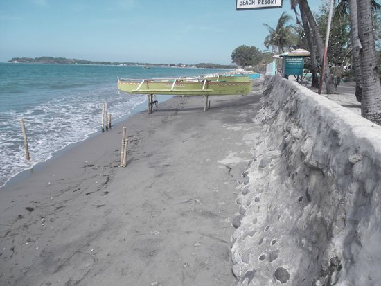 Bali Hai Beach Resort: IGITT!!