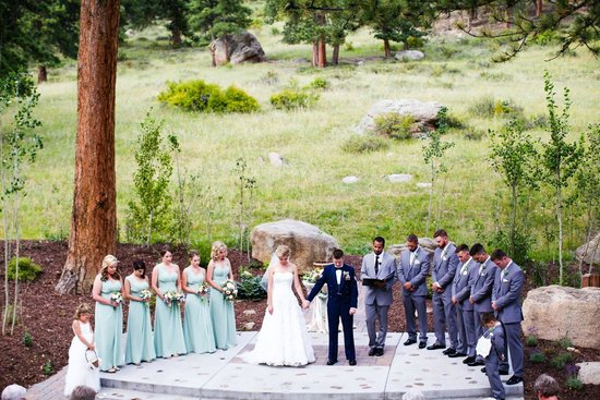 Della Terra Mountain Chateau: Ceremony