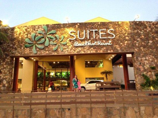 Suites Beach Park Resort Suítes