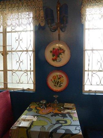 Restoran Rebung Chef Ismail: Rebung atmosphere cozy