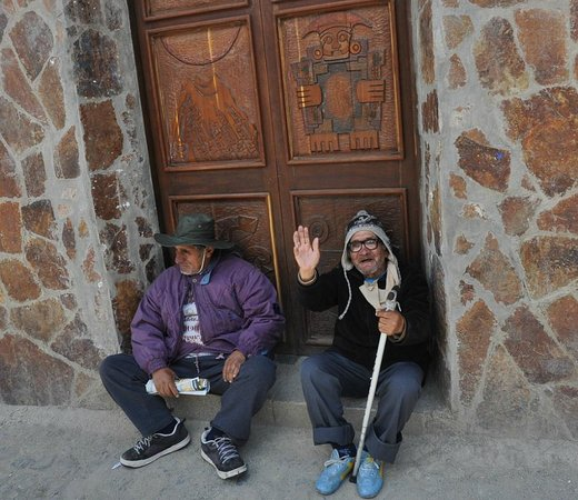 La Paz Walking Tours: На улочках Ла-Паса