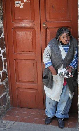 La Paz Walking Tours: Кого здесь только не встретишь!