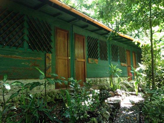 Hotel Finca Tatin: Habitaciones con baño compartido