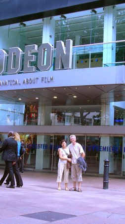 Photo of Tourist Attraction Odeon Leicester Square at 24-26 Leicester Square, London WC2H 7JY, United Kingdom