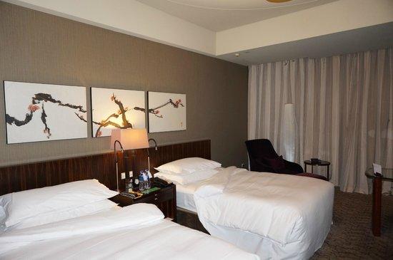 Regent Beijing : La chambre